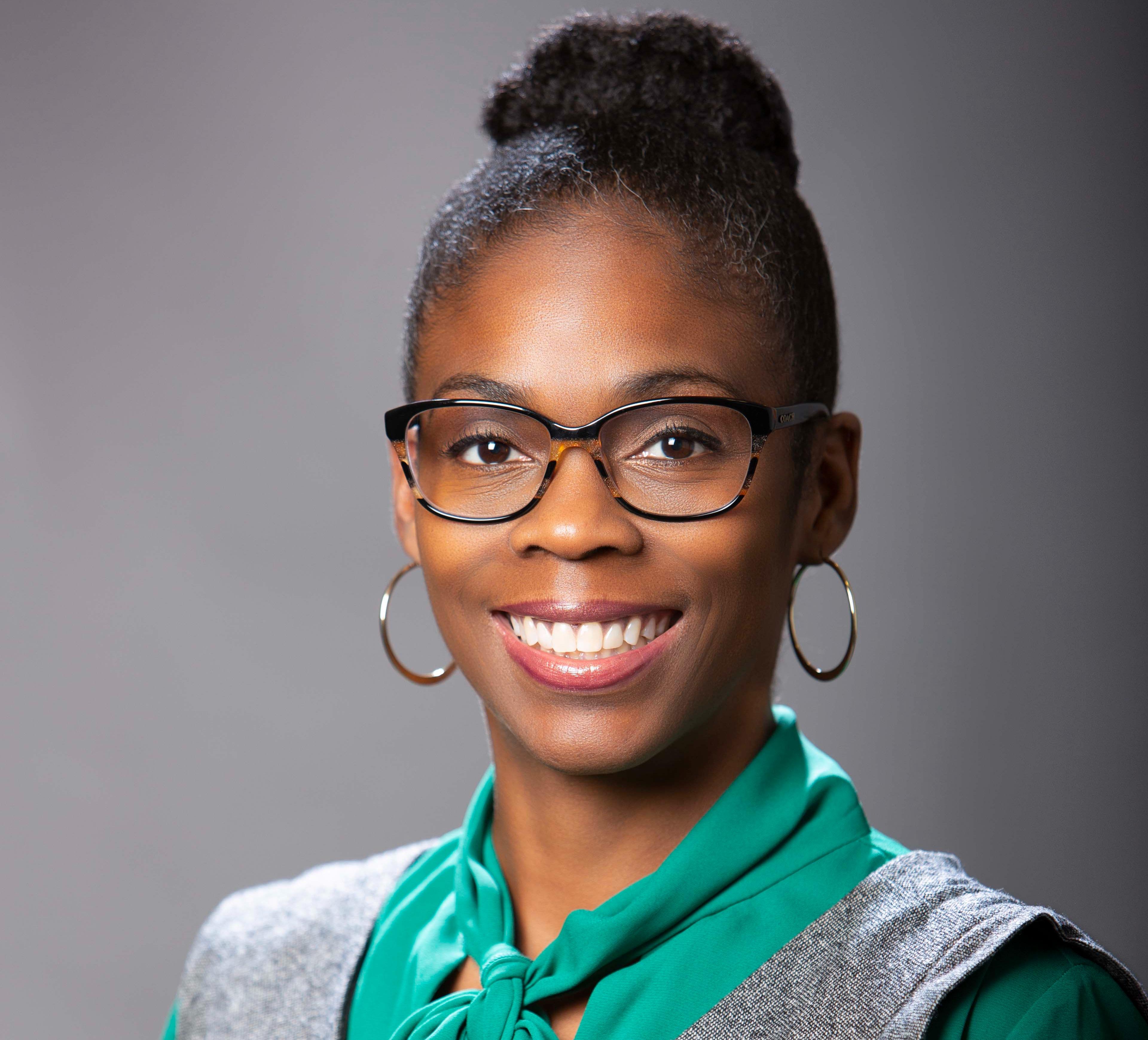 Headshot 2020 - Nneka Johnson