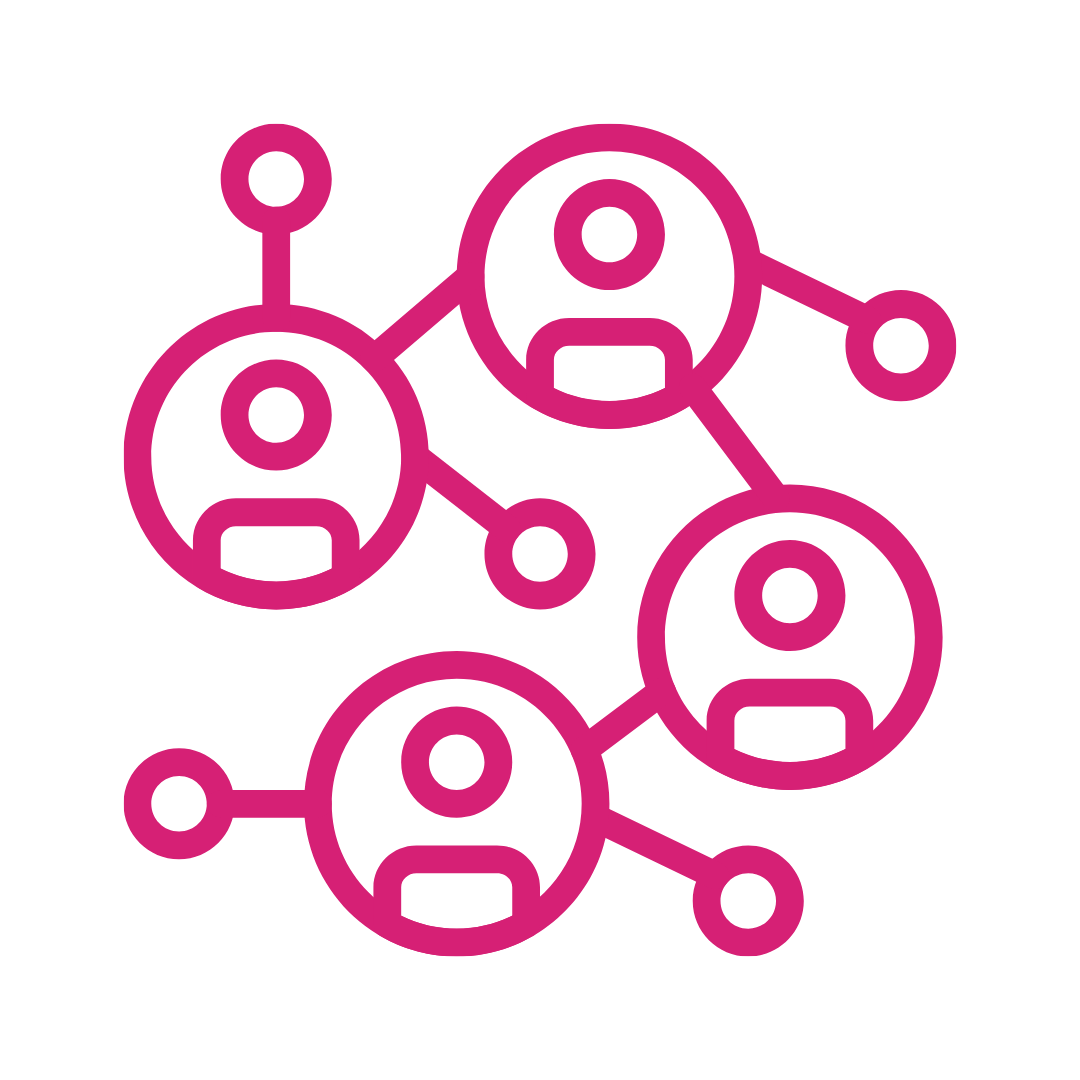 Copy of networking icon